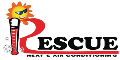 Rescue Heating & Air  Logo